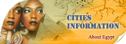 Egypt Cities Information