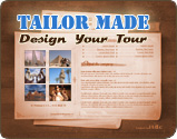 Tailor Made - Design Your Tour